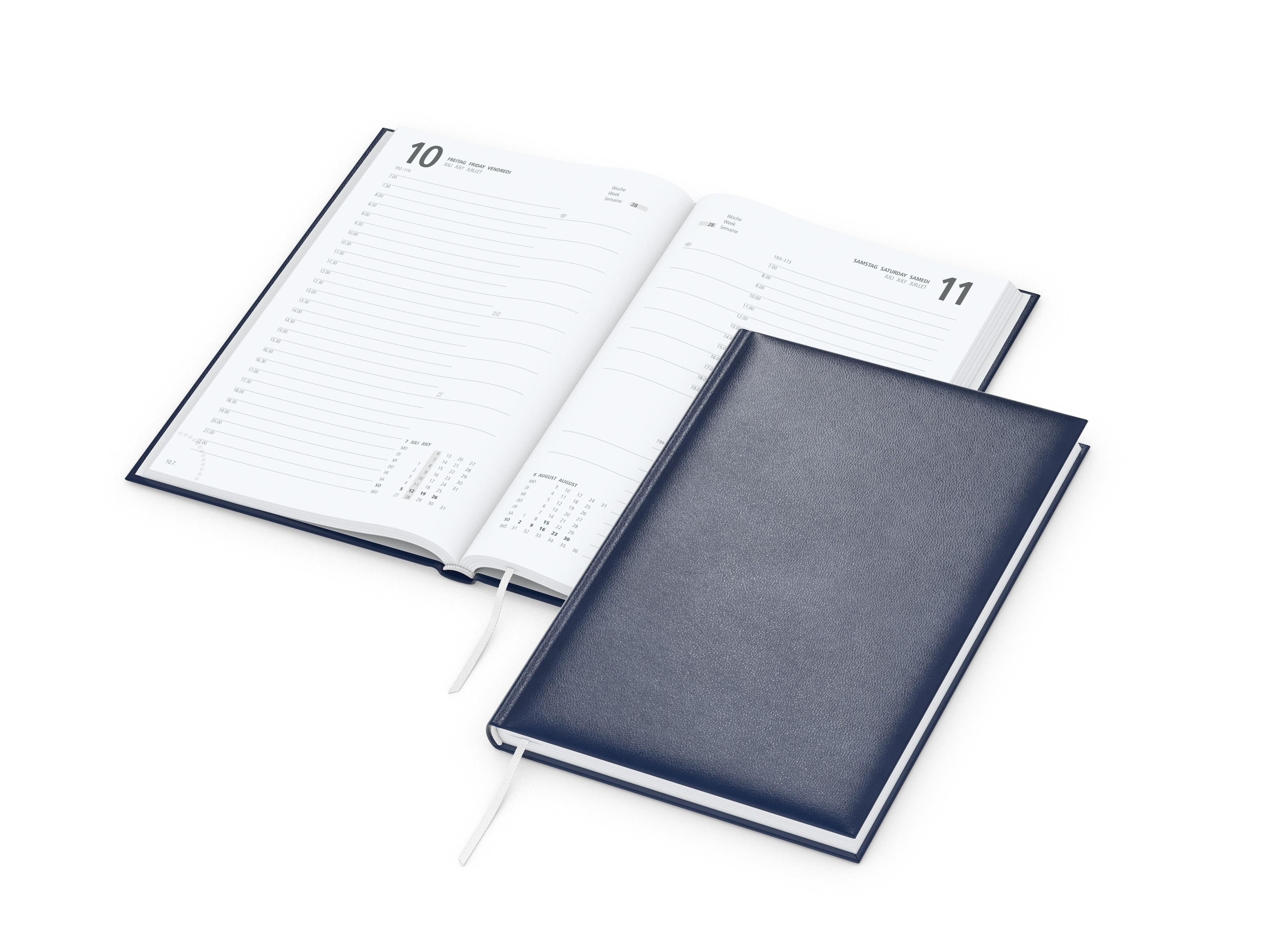Buchkalender Basic bestseller