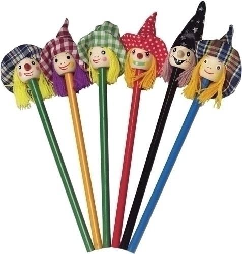 Bleistifte 'Crazy Wizards'