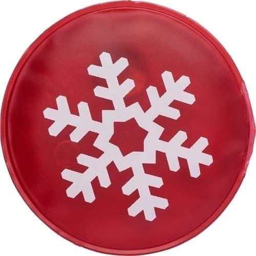 Handwärmer 'Snow' aus PVC