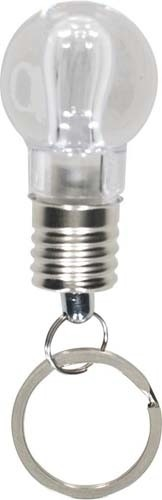 Schlüsselanhänger 'Magic Light' aus Kunststoff