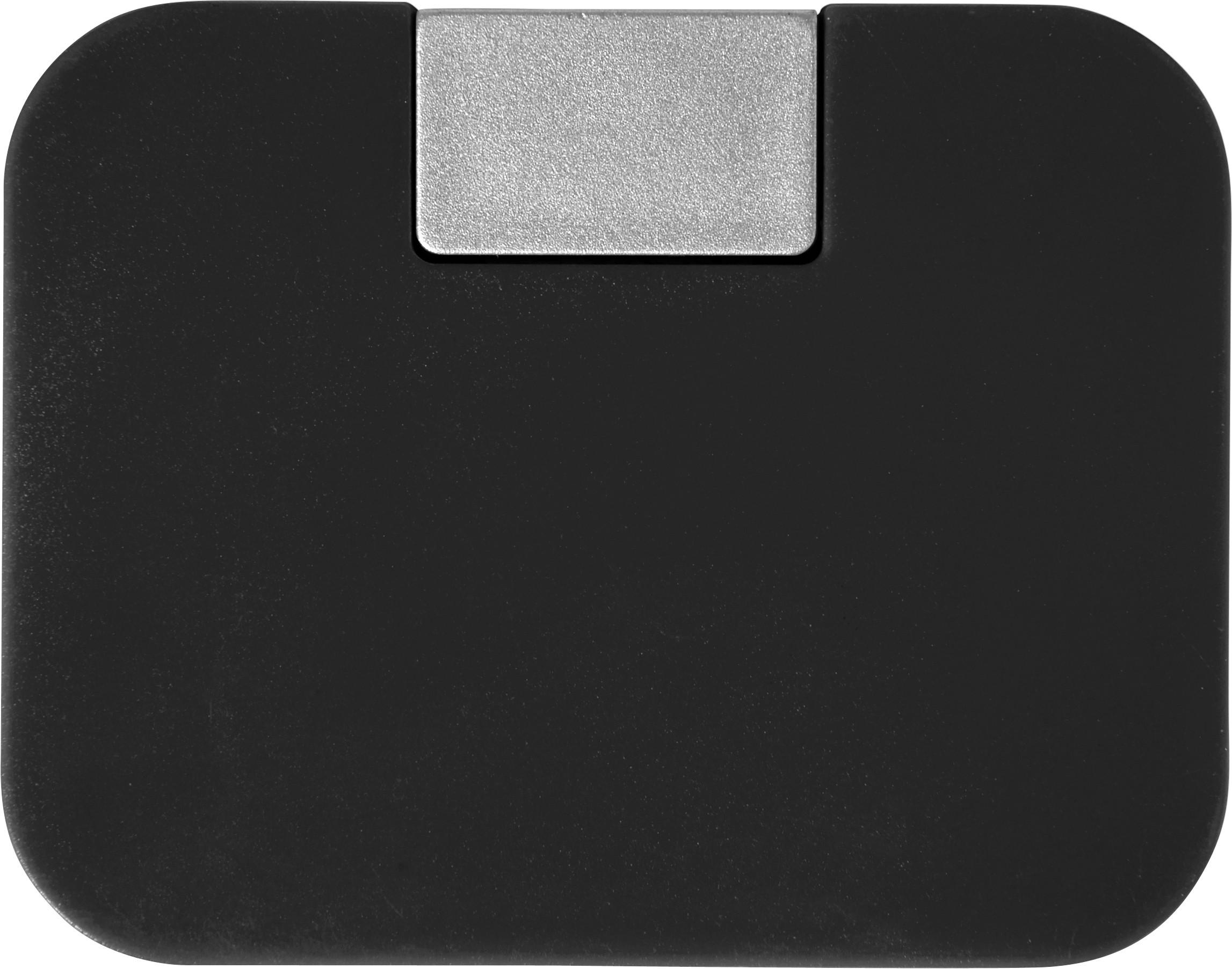 USB-Hub 'Box' aus ABS-Kunststoff