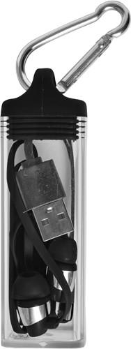 BT/Wireless Kopfhörer 'Boxed' aus Kunststoff