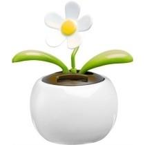 Solar-Blume 'Sunshine' aus Kunststoff