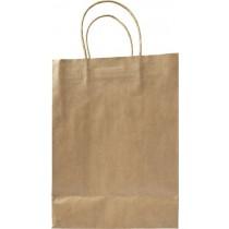 Tragetasche 'Medium present' aus recycelten Papier