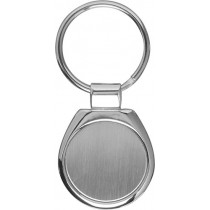 Schlüsselanhänger 'Basic' aus Metall