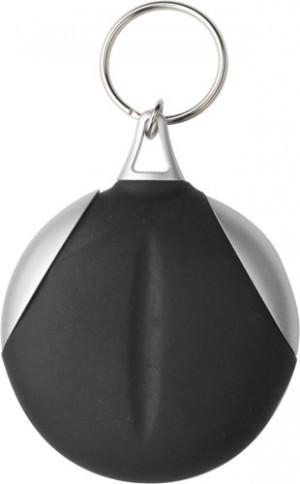 Schlüsselanhänger 'Clear' aus Kunststoff