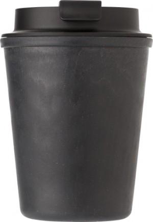 Auslaufsicherer Kaffeebecher 'Columbia' aus Kunststoff (350 ml)