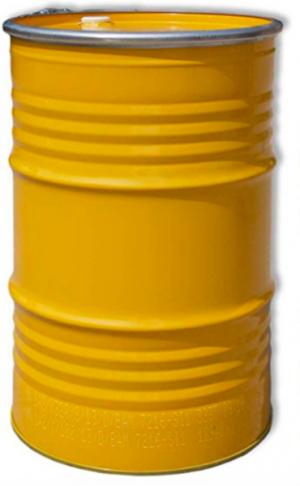 Werbetonne, Öltonne mit individuellem Druck oder Logo