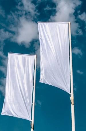 Hiss Fahne XXL (400 x 150 cm)