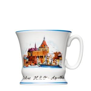Kaffeehaferl - Mahlwerck Porzellan Tassen