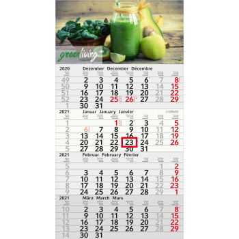 recycling Organisationskalender Budget 4 recycling