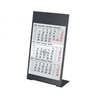 Tisch-Aufstellkalender Desktop 3 Color bestseller, 1-Jahr