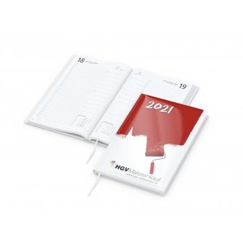 Buchkalender Basic bestseller, 4C-Digital, gloss