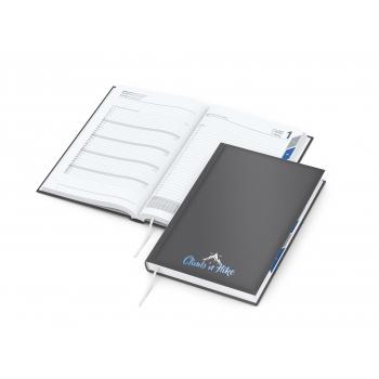 Buchkalender Manager Register bestseller, Siebdruck-Digital