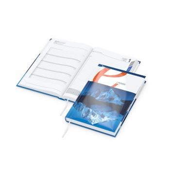 Buchkalender Manager Register bestseller, 4C-Digital, gloss