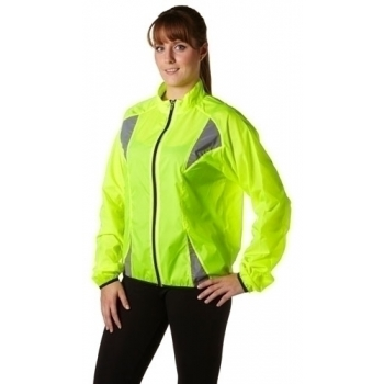 Regenjacke 'Security' aus 190 T Polyester