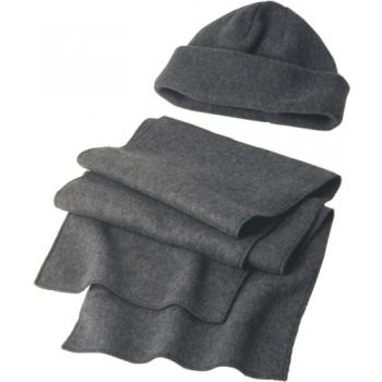 Winter-Set 'Salzburg' aus Polyester-Fleece