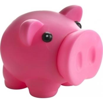 Sparschwein  'Piggy' aus Kunststoff