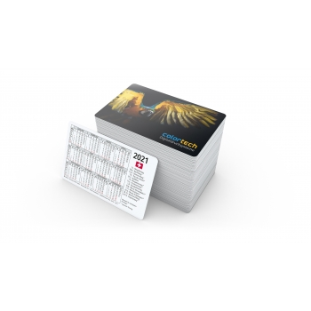 Taschenkalender Credit bestseller, CH rot