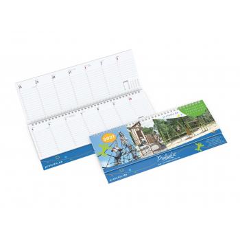 Tisch-Querkalender Signal Karton bestseller