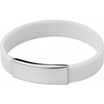Armband 'Color-Line' aus Kunststoff
