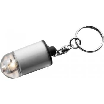Schlüsselanhänger 'Pool' mit Taschenlampe