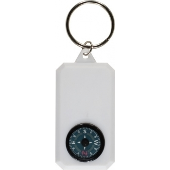Schlüsselanhänger 'Robinson' aus Kunststoff