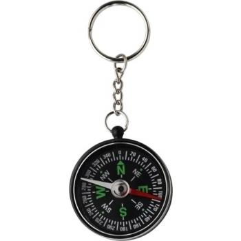 Schlüsselanhänger 'Point' aus Kunststoff