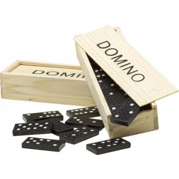 Domino-Spiel 'Mio' in Holzbox