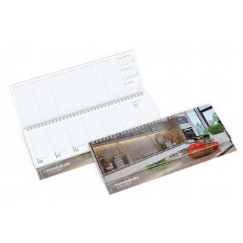 Tisch-Querkalender Compact Karton bestseller