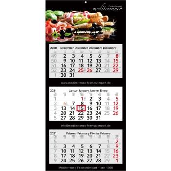 x.press Organisationskalender Profil 3 x.press