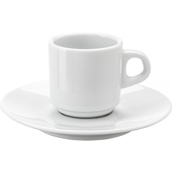 Espresso-Tasse 'Mio' aus Porzellan
