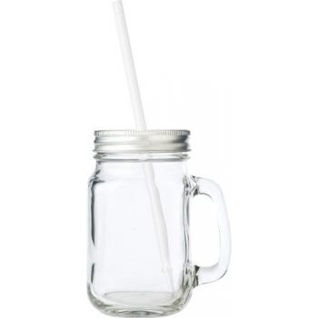 Trinkbecher 'Retro' aus Glas