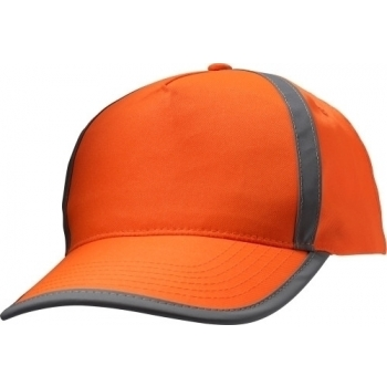 Baseball-Cap 'Security' aus Polyester
