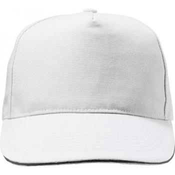 Baseball-Sandwich-Cap 'Nash' aus Polycanvas