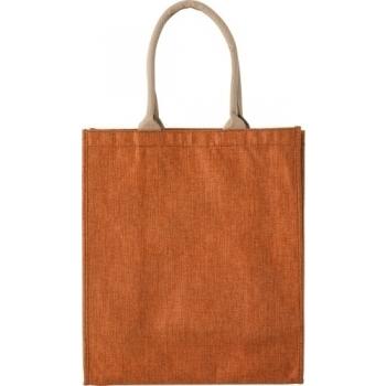 Einkaufstasche 'Candle' aus Polyester