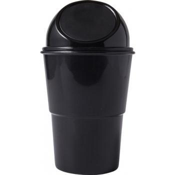 Mini-Mülleimer 'Push' aus Kunststoff