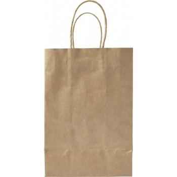 Tragetasche 'Small present' aus recycelten Papier