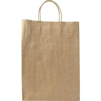 Tragetasche 'Large present' aus recycelten Papier