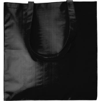 Einkaufstasche 'Twice' aus recycelten Papier/ Non-woven