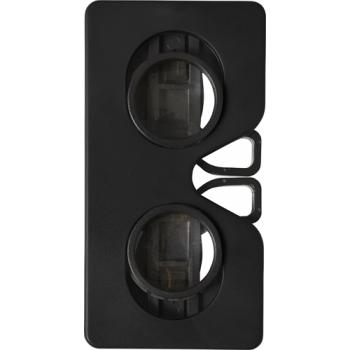 VR-Brille 'Virtual' aus ABS-Kunststoff