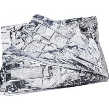 Isolierdecke 'Safe-it' aus Aluminiumfolie
