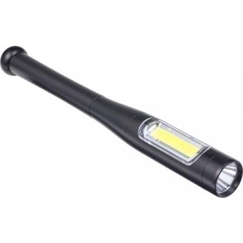 COB Taschenlampe 'Cop' in Baseballschläger-Form