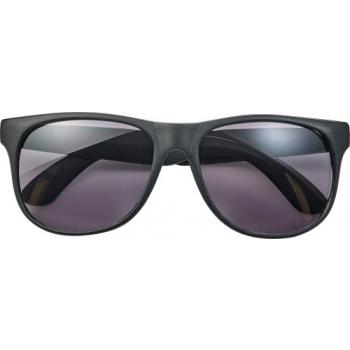 Sonnenbrille 'Heino' aus Kunststoff