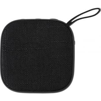 BT-Wireless Lautsprecher 'Denim' aus Kunststoff