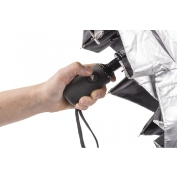 Taschenschirm 'Diva' aus 190T Polyester