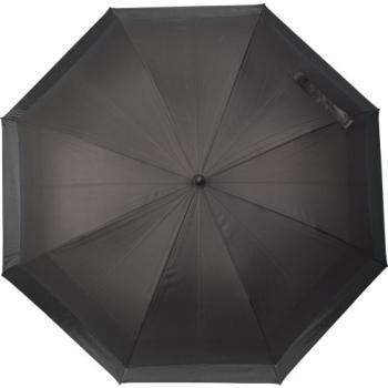 Automatischer Regenschirm 'Double' aus Pongee