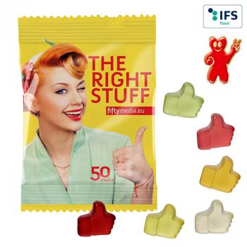 Fruchtgummi Standardformen 10 g