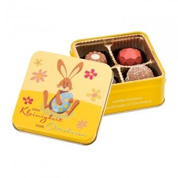 Geschenkartikel / Präsentartikel: Kleinigkeit vom Osterhasen - Pralinen 50 g