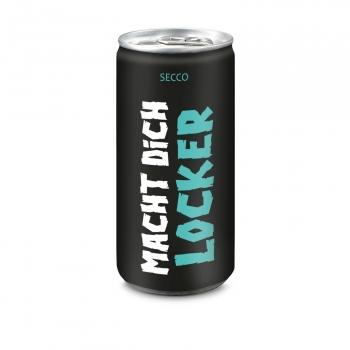 24x Secco Macht Dich Locker, 200 ml